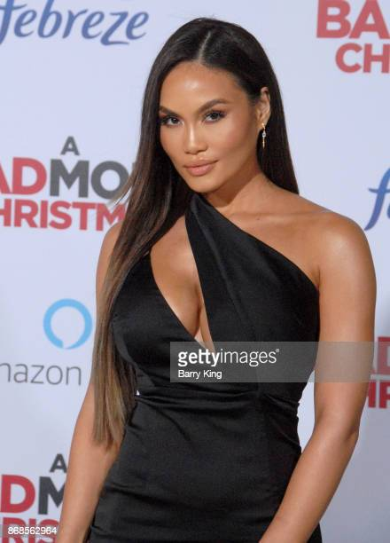 Daphne Joy attends the premiere of STX Entertainment's 'A Bad Mom's Christmas' at Regency Village Theatre on October 30 2017 in Westwood California