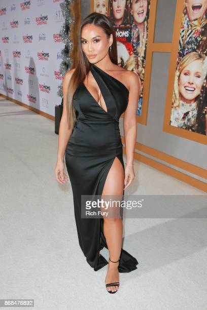 Daphne Joy attends the premiere of STX Entertainment's 'A Bad Moms Christmas' on October 30 2017 in Los Angeles California