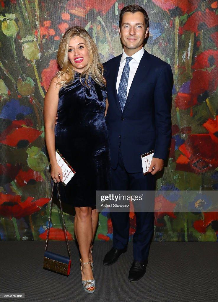 Daphne Oz And Husband John Jovanovic Attend 2017 Take Home A Nude