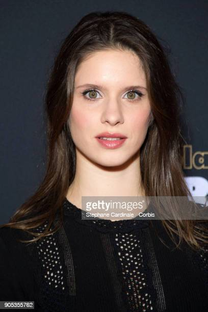 Daphne Patakia attends the 'Cesar Revelations 2018' Party at Le Petit Palais on January 15 2018 in Paris France