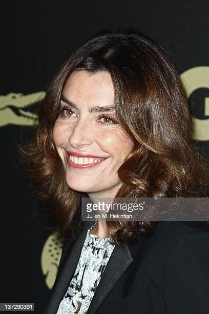 Daphne Roulier attends the 'GQ Man Of The Year 2011' ceremony at Hotel Ritz on January 18 2012 in Paris France