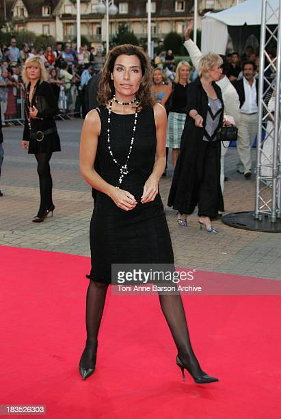 Daphne Roulier during 31st American Film Festival of Deauville Tribute to Robert Towne and The Ice Harvest Premiere at CID in Deauville France