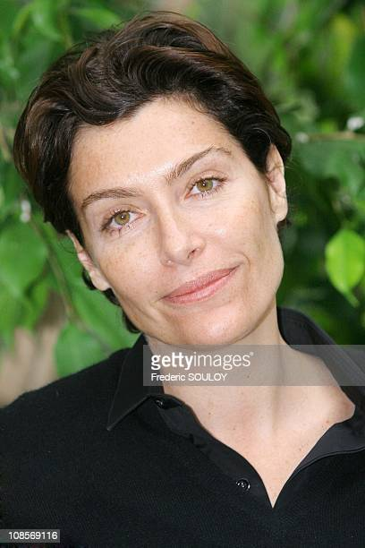 Daphne Roulier in Cognac France on June 21 2007