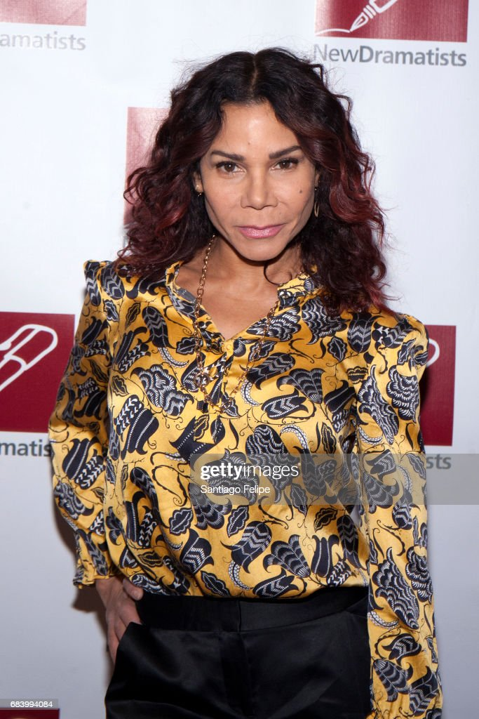 Daphne Rubin-Vega attends the 68th Annual New Dramatists Spring Luncheon at New York Marriott Marquis Hotel on May 16, 2017 in New York City.