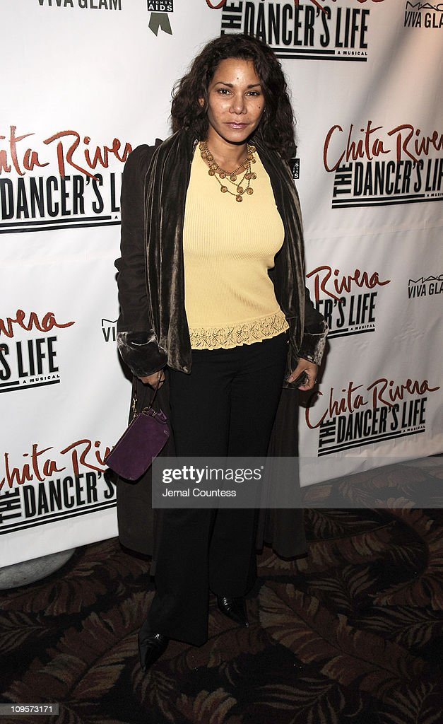 Daphne Rubin-Vega during 'Chita Rivera: The Dancer's Life' Broadway Opening Night - After Party at The Copacabana in New York City, New York, United States.