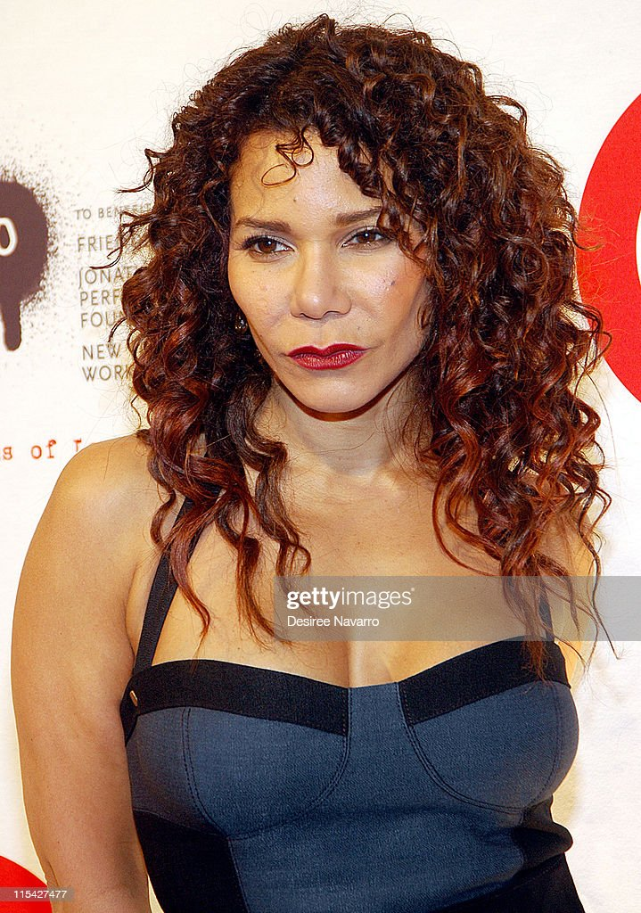 Daphne Rubin-Vega during 'Rent' 10th Anniversary Celebration - After Party at Cipriani 42nd Street in New York City, New York, United States.