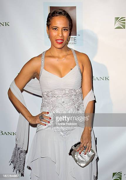 Daphne Wayans attends the 4th annual Face Forward LA Gala at Fairmont Miramar Hotel on September 28, 2013 in Santa Monica, California.