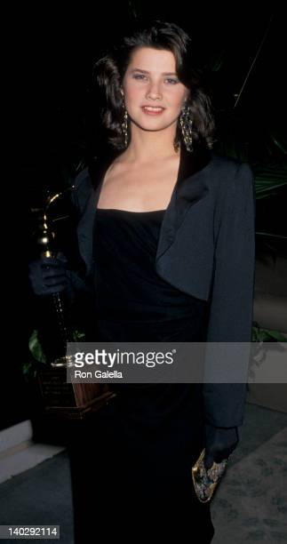 Daphne Zuniga at the 19th Annual Nostros Awards Beverly Hilton Hotel