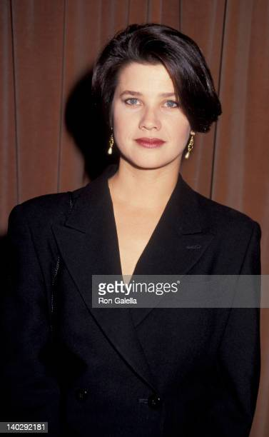 Daphne Zuniga at the Nancy Reynolds Awards Beverly Wilshire Hotel