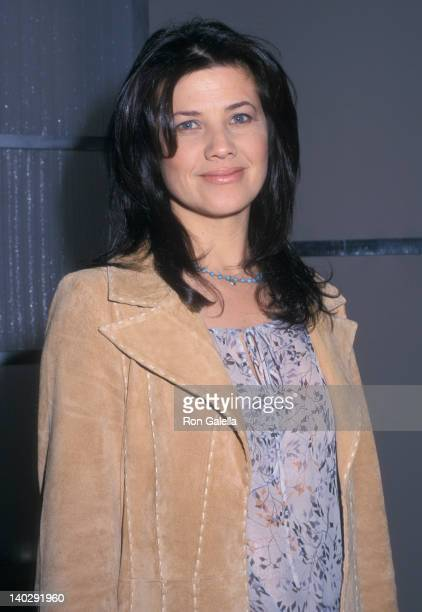 Daphne Zuniga at the Pax Television Upfront Presentation Beacon Theater New York City
