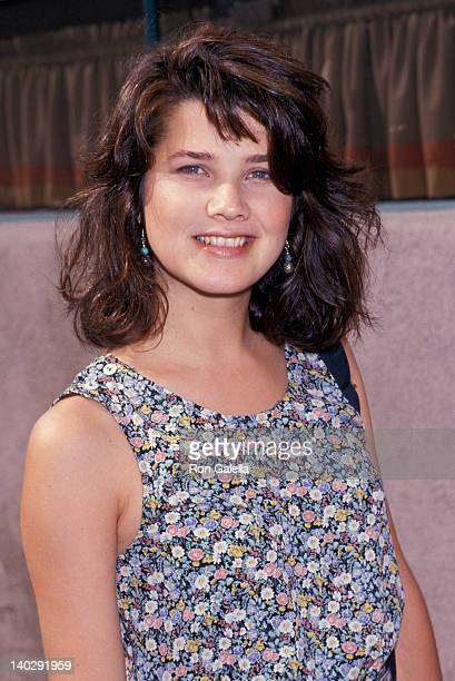 Daphne Zuniga at the 'Show Coalition' Party Lorimar Studios Hollywood