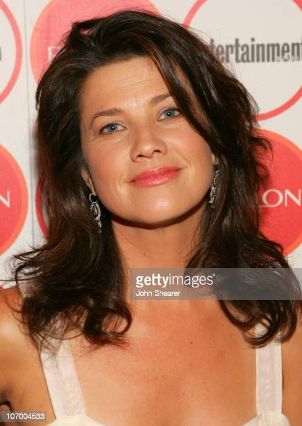 Daphne Zuniga during Entertainment Weekly Magazine 4th Annual PreEmmy Party Inside at Republic in Los Angeles California United States