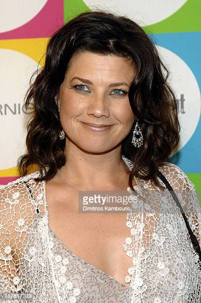 Daphne Zuniga during Entertainment Weekly's Must List Party Arrivals at Deep in New York City New York United States