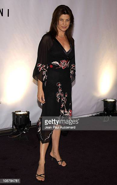 Daphne Zuniga during Giorgio Armani Receives First 'Rodeo Drive Walk Of Style' Award at Rodeo Drive in Beverly Hills California United States