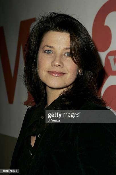Daphne Zuniga during Ms Magazine Celebrates Kathy Najimy as One of its 2004 Women of The Year Red Carpet at Spider Club in Los Angeles California...
