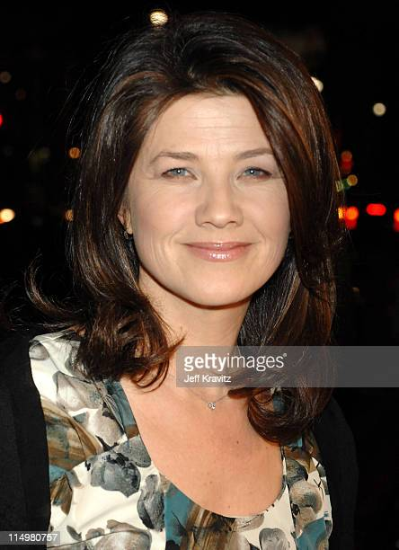 Daphne Zuniga during Music and Lyrics Los Angeles Premiere Red Carpet at Grauman's Chinese Theater in Hollywood California United States