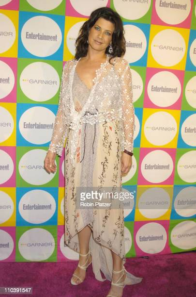 Daphne Zuniga during The Entertainment Weekly Must List Party Arrivals at Deep in New York City New York United States