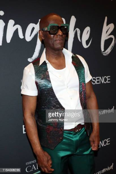Dapper Dan attends Day 1 of the 2019 Essence Music Festival at Ernest N. Morial Convention Center on July 5, 2019 in New Orleans, Louisiana.