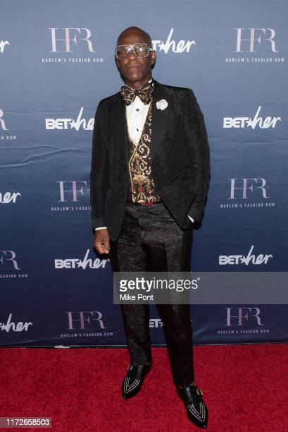 Dapper Dan attends Harlem Fashion Row at One World Trade Center on September 05, 2019 in New York City.