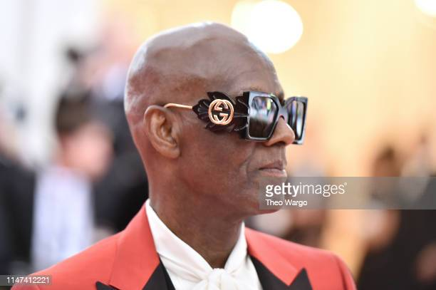 Dapper Dan attends The 2019 Met Gala Celebrating Camp: Notes on Fashion at Metropolitan Museum of Art on May 06, 2019 in New York City.