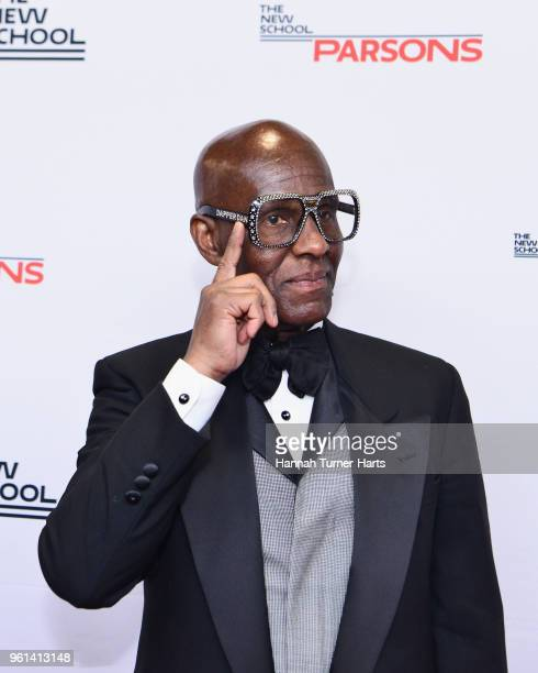 Dapper Dan attends the 70th Annual Parsons Benefit at Pier Sixty at Chelsea Piers on May 21 2018 in New York City