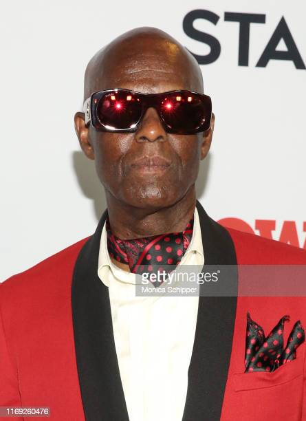 """Dapper Dan attends the """"Power"""" final season world premiere at The Hulu Theater at Madison Square Garden on August 20, 2019 in New York City."""
