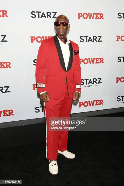 "Dapper Dan attends the ""Power"" final season world premiere at The Hulu Theater at Madison Square Garden on August 20, 2019 in New York City."
