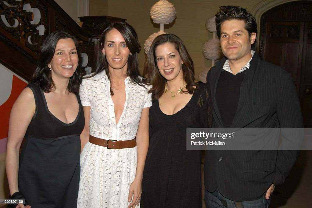 Dara Caponigro Ruthie Sommers Deborah Needleman And Ethan Trask