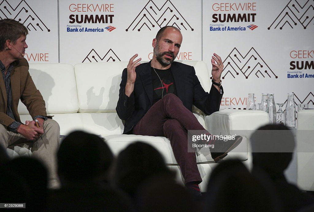 Key Speakers At The GeekWire Summit : News Photo