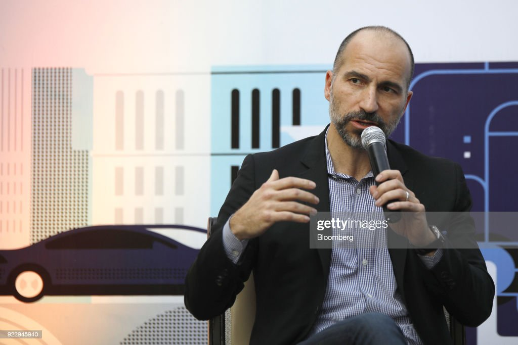 Uber Technologies Inc. CEO Dara Kowsrowshahi Event