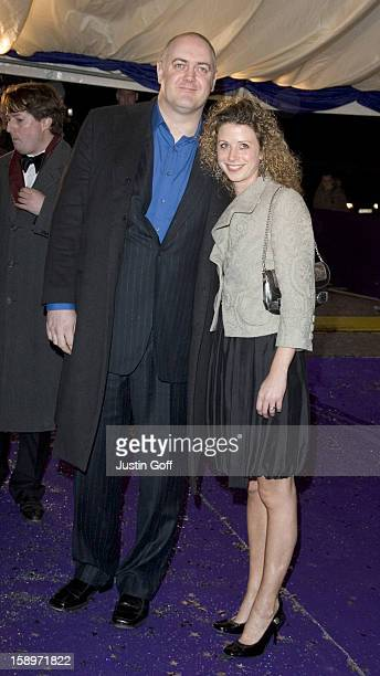 Dara O Briain Attends The British Comedy Awards 2006 At The London Television Studios