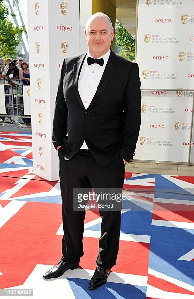 Dara O'Briain arrives at the Arqiva British Academy Television Awards 2012 at Royal Festival Hall on May 27 2012 in London England