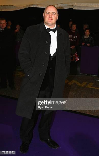 Dara O'Briain arrives at the British Comedy Awards 2007 at London Studios on December 5 2007 in London United Kingdom