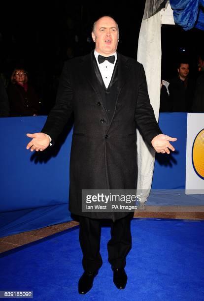 Dara O'Briain arriving for the 2010 British Comedy Awards at Indigo2 at the O2 Arena London