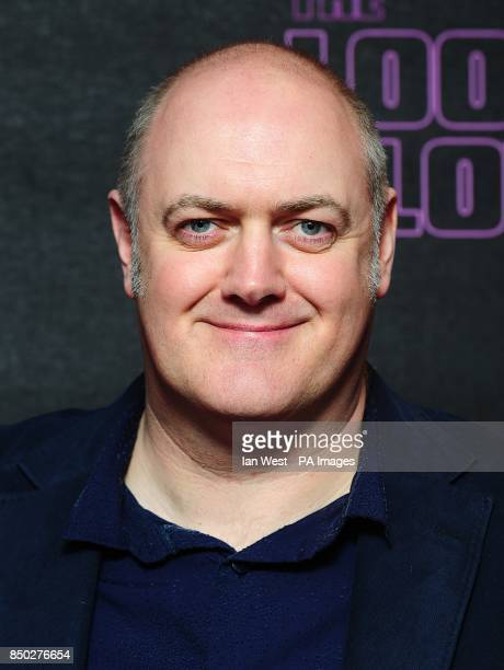 Dara O'Briain arriving for the UK premiere of The Look of Love at the Curzon Soho London