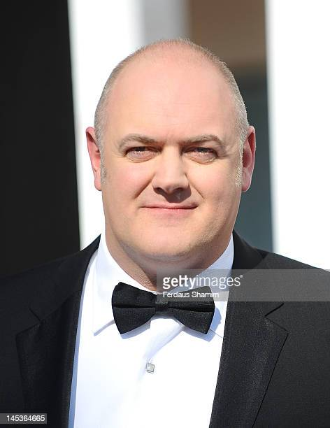 Dara O'Briain attends the Arqiva British Academy Television Awards at the Royal Festival Hall on May 27 2012 in London England