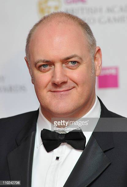 Dara O'Briain attends the Bafta Video Game Awards at the London Hilton on March 16 2011 in London England