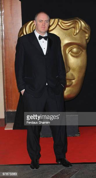 Dara O'Briain attends the BAFTA Video Games Awards at London Hilton on March 19 2010 in London England