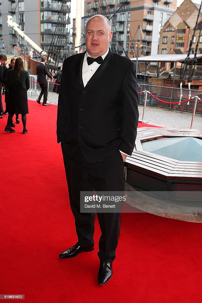 The British Academy Games Awards 2016 - VIP Arrivals