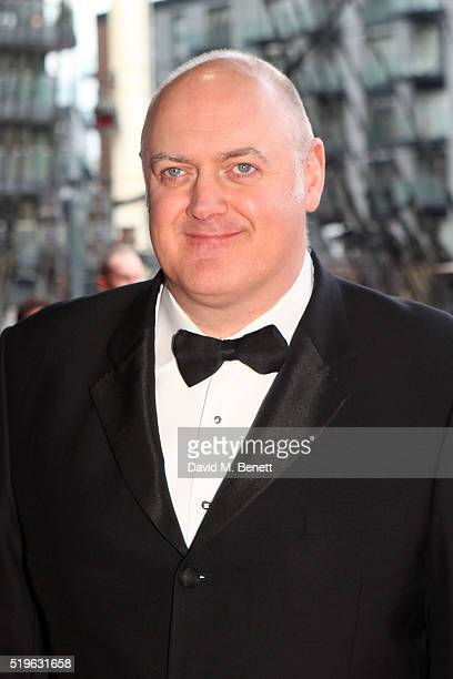 Dara O'Briain attends The British Academy Games Awards at Tobacco Dock on April 7 2016 in London England
