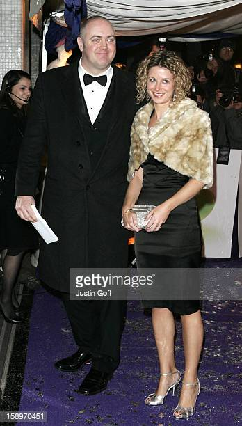 Dara O'Briain Attends The British Comedy Awards 2005 At The London Televison Studios
