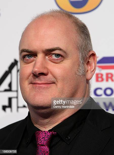 Dara O'Briain attends the British Comedy Awards at Fountain Studios on December 12 2012 in London England
