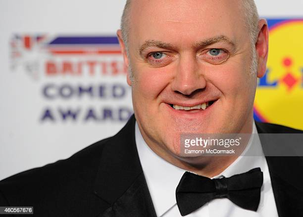Dara O'Briain attends the British Comedy Awards at Fountain Studios on December 16 2014 in London England