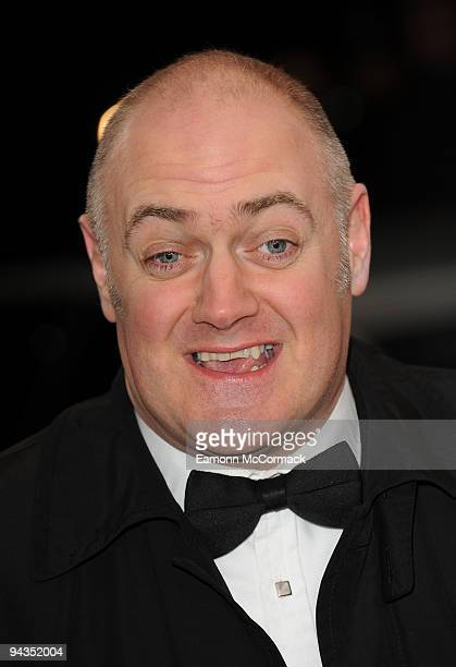 Dara O'Briain attends the British Comedy Awards on December 12 2009 in London England