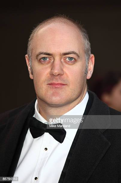 Dara O'Briain attends the Galaxy British Book Awards at Grosvenor House on April 3 2009 in London England