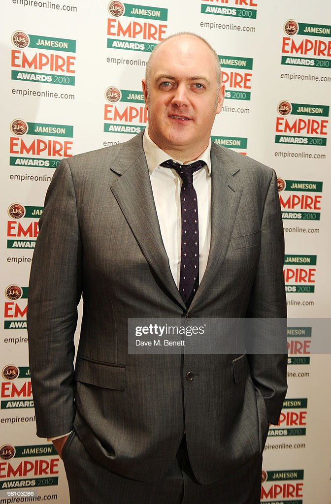 Jameson Empire Film Awards: Winners Boards : News Photo