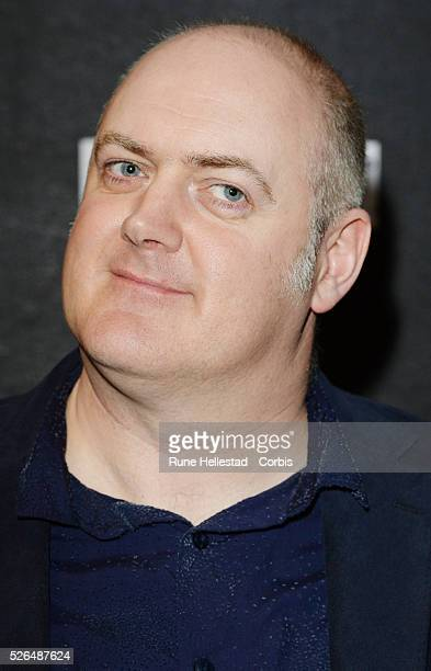 Dara O'Briain attends the premiere of The Look Of Love at Curzon Soho