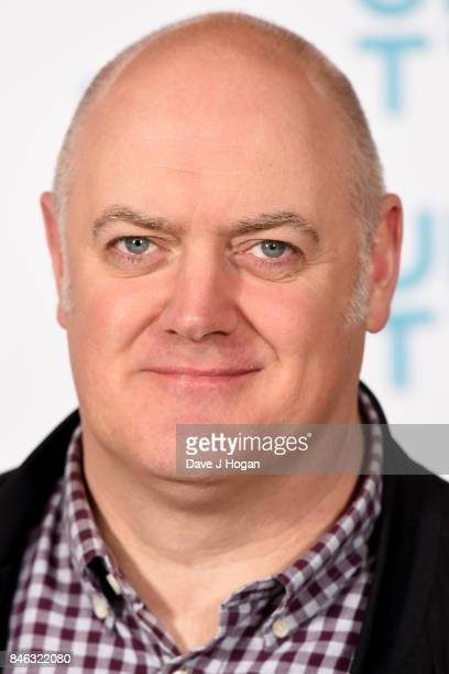 Dara O'Briain attends the UKTV Live 2017 photocall at Claridges Hotel on September 13 2017 in London England Broadcaster announces it's programs for...