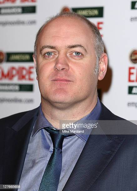 Dara O'Briain seen in the press room at the Jameson Empire Awards at The Grosvenor House Hotel on March 27 2011 in London England