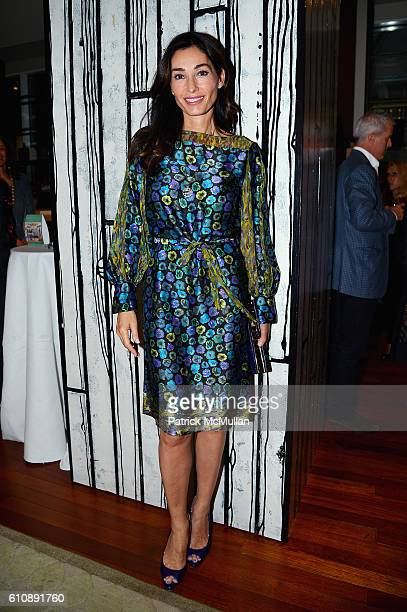 Dara Tomanovich attends the Cultural Council of Palm Beach County Previews Cultural Season at NYC's CORE Club at CORE Club on September 27 2016 in...